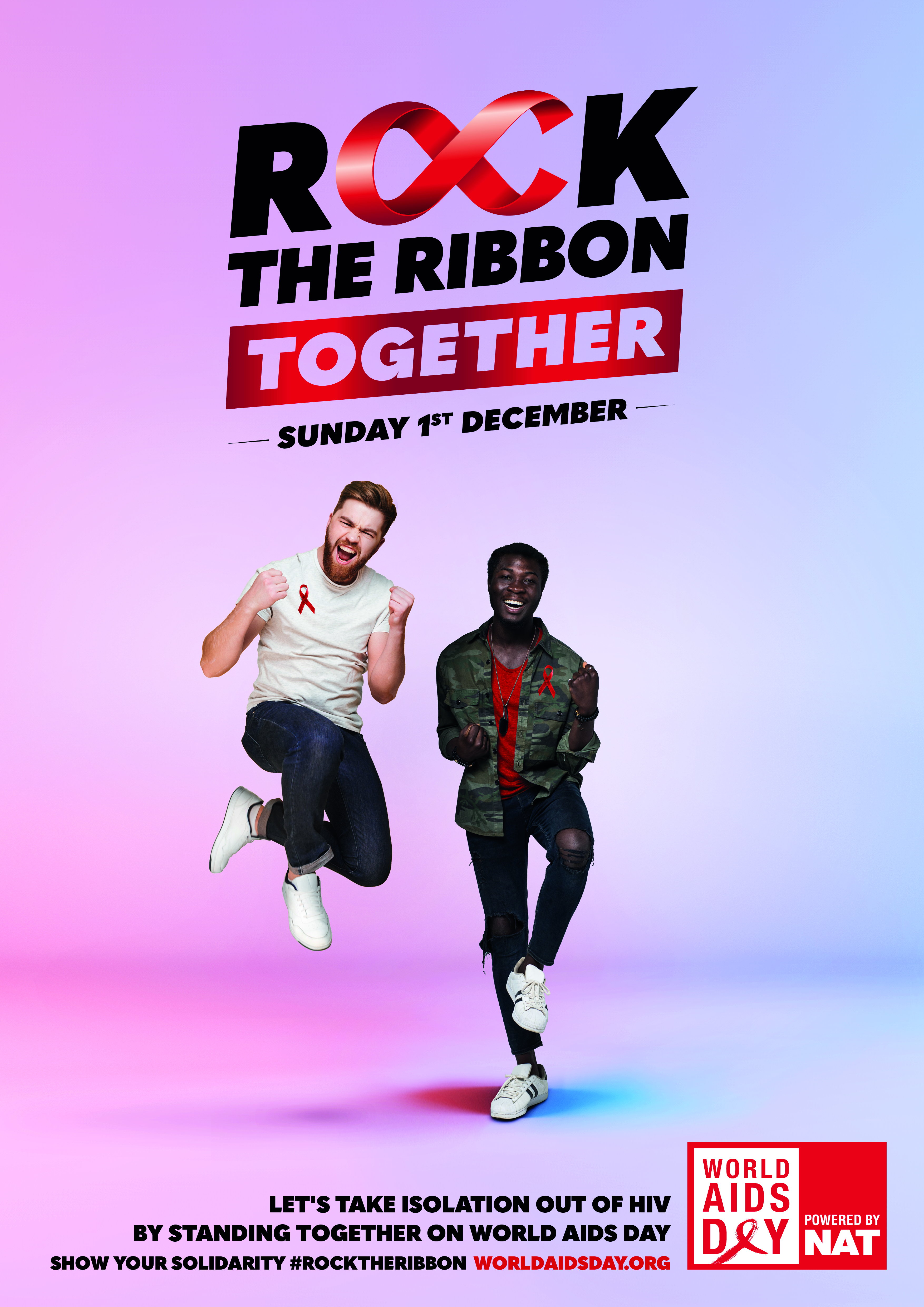 ROCK THE RIBBON TOGETHER POSTER 2 _ PORTRAIT