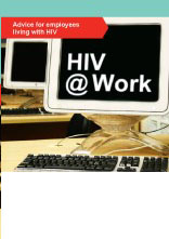HIV at work: Advice for employees living with HIV