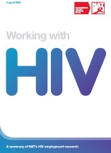 Working with HIV
