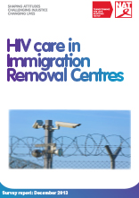 HIV Care in Immigration Removal Centres