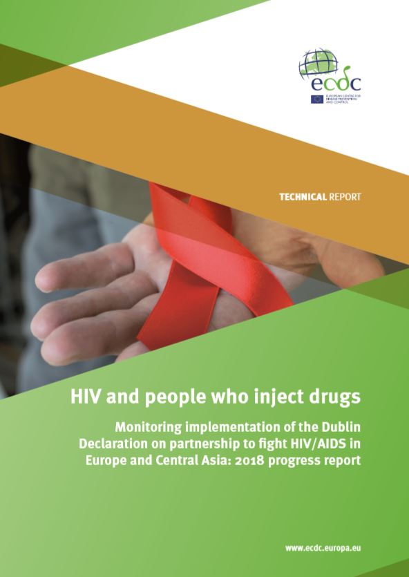 HIV and people who inject drugs ECDC report