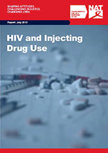 HIV and Injecting Drug Use