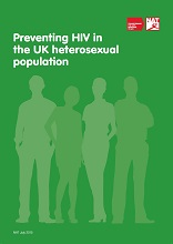 Preventing HIV in the UK heterosexual population