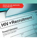 HIV and Recruitment: Advice for job applicants living with HIV