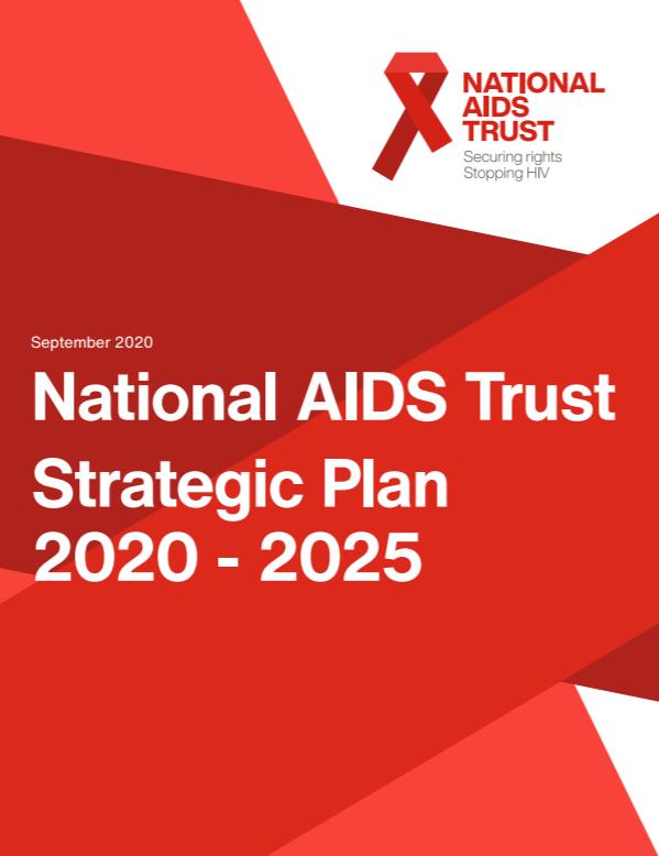 National AIDS Trust Strategic Plan - 2020-25 | National ...