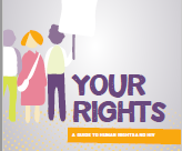 Your rights: a guide to human rights and HIV