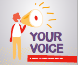 Your voice: a guide to disclosure and HIV