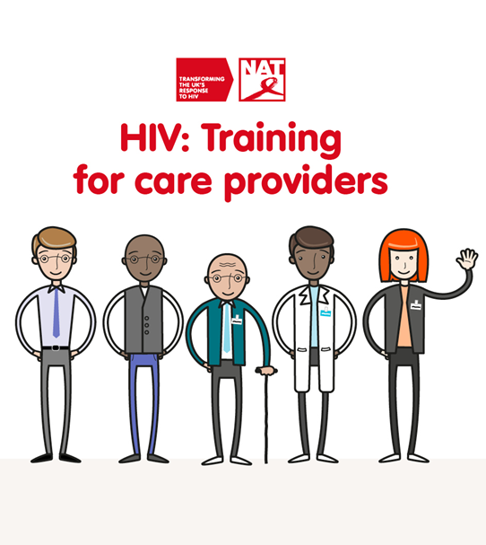HIV: Training for care providers (Powerpoint)