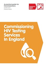 Commissioning HIV Testing Services in England (Revised Edition)