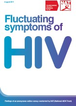 Fluctuating Symptoms of HIV