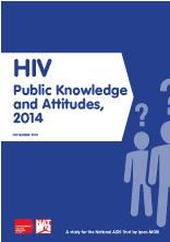 HIV:Public Knowledge and Attitudes 2014