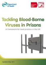 Tackling Blood-Borne Viruses in Prisons: A framework for best practice in the UK
