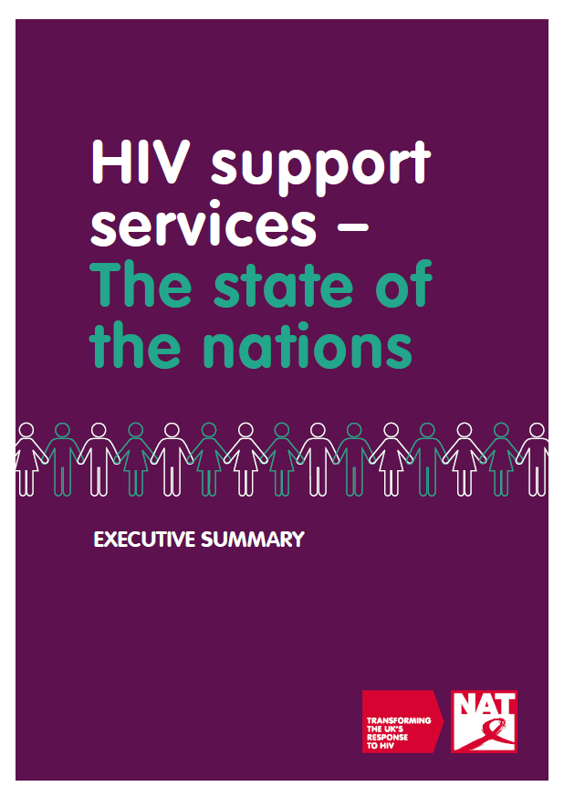 HIV support services - The state of the nations - Executive Summary