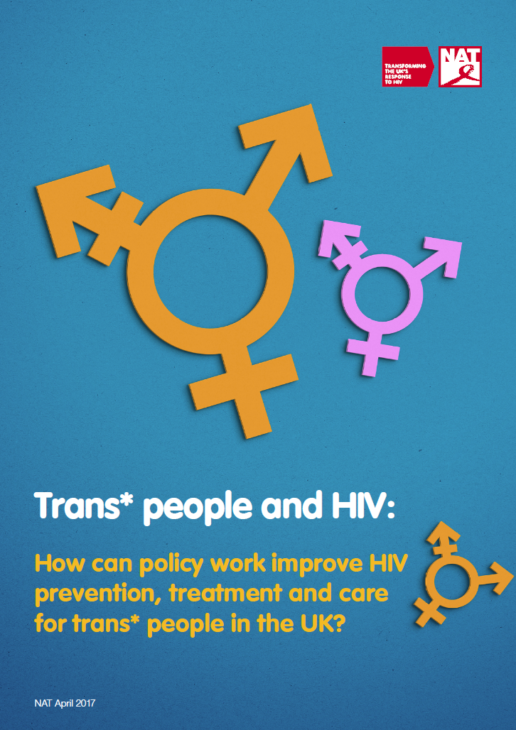 Trans* people and HIV